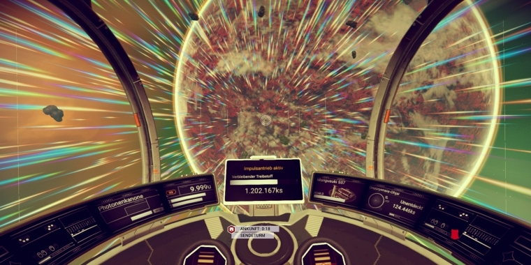 No Man's Sky - ehemaliger Sony-Manager verteidigt Hello Games