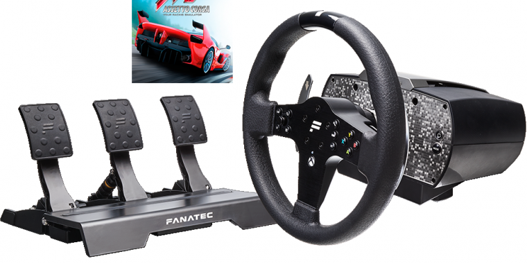 Fanatec ClubSport Light Elite Serie (5)