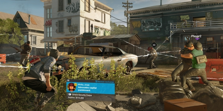Watch Dogs 2: Patch 1 04 veröffentlicht, Multiplayer immer
