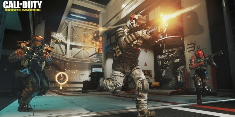 PS4 Pro: Gameplay-Szenen und 4k-Screenshots zu Call of Duty: Infinite Warfare (10)