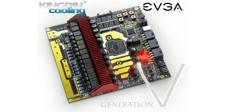 EVGA Epower Gen 5: Zusatz-PCB für Grafikkarten bietet 680 Ampere