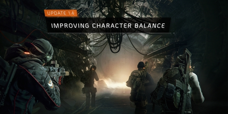 The Division: PTS-Patch Woche 4 passt Health on Kill an