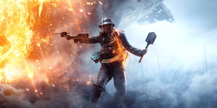 Battlefield 1 - Battlefield 1 und Call of Duty: Infinite Warfare die meisterwarteten Spiele