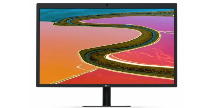 Das LG UltraFine 5K Display ist ein externes Display für Macbooks.