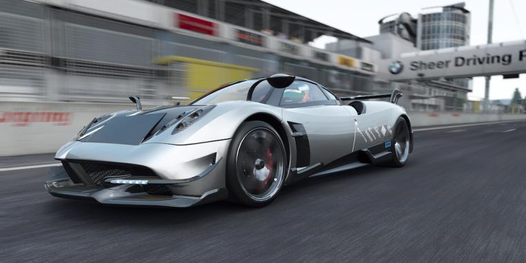 project cars: die pagani-edition des rennspiels jetzt kostenlos auf
