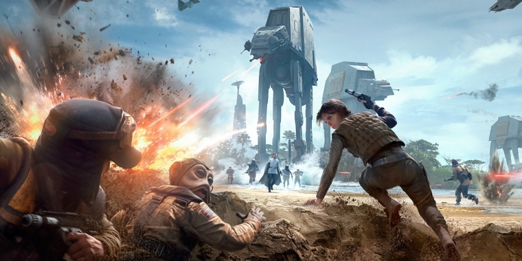 Star Wars: Battlefront - Rogue One-DLC erscheint vor Filmstart (1)