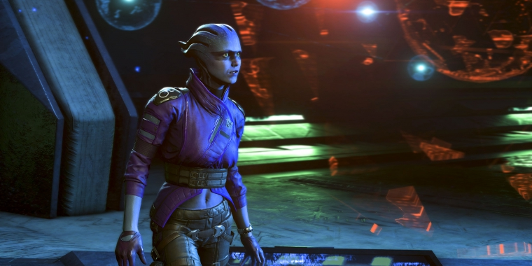 Mass Effect Andromeda: Day-One-Patch behebt Animationsprobleme nicht
