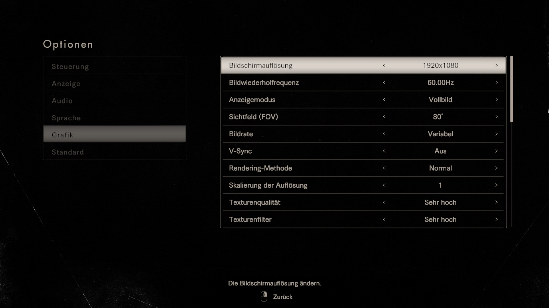 Resident Evil 7: Technik-Test mit Benchmarks von 22 Grafikkarten ...