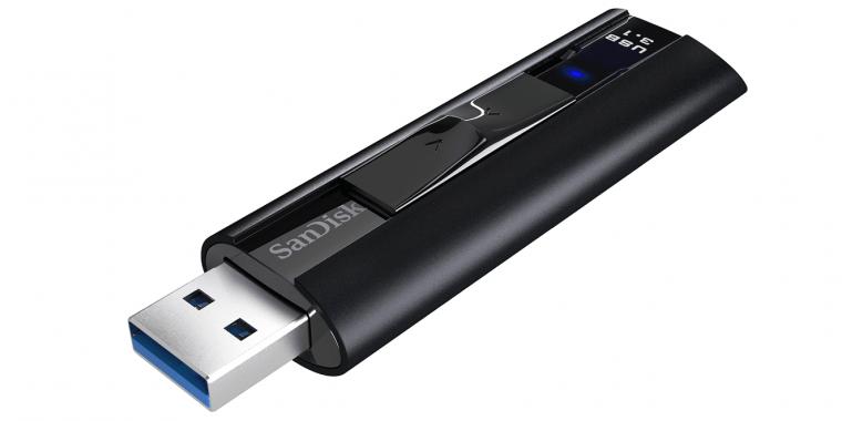 sandisk extreme pro usb 3 1 solid state flash drive. Black Bedroom Furniture Sets. Home Design Ideas