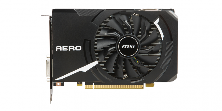 Geforce GTX 1060: MSI bringt kompakte OC-Version Aero ITX (4)