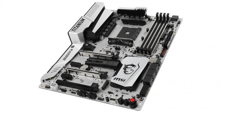 AMD Ryzen 3000: MSI kündigt BIOS-Updates für X470, B450