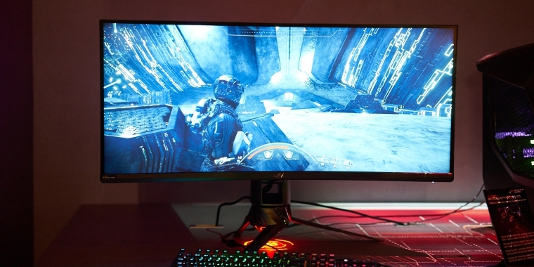Asus ROG Swift PG35VQ lebt: G-Sync-Ultimate-Monitor soll