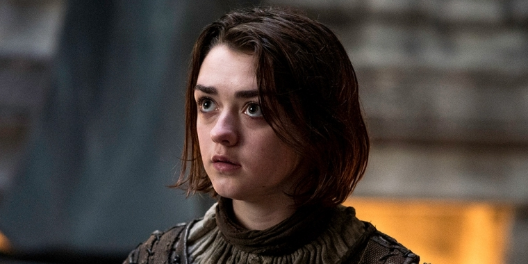 game of thrones spin off arya