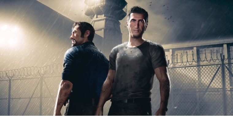 Koop only spiel a way out im e3 check einer der for Couch koop ps4
