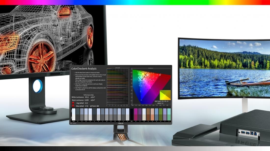 Gaming Monitor Test 2019: LCD-Kauftipps für Full HD, WQHD