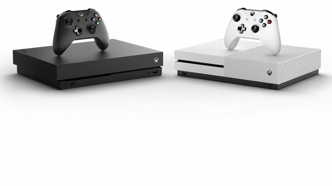 Xbox One Vs Xbox One S : Xbox one vs scorpio s