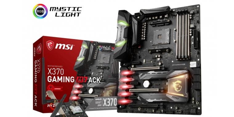 AM4-Mainboards von MSI: Erste BIOS-Versionen für Ryzen 3 2200G und