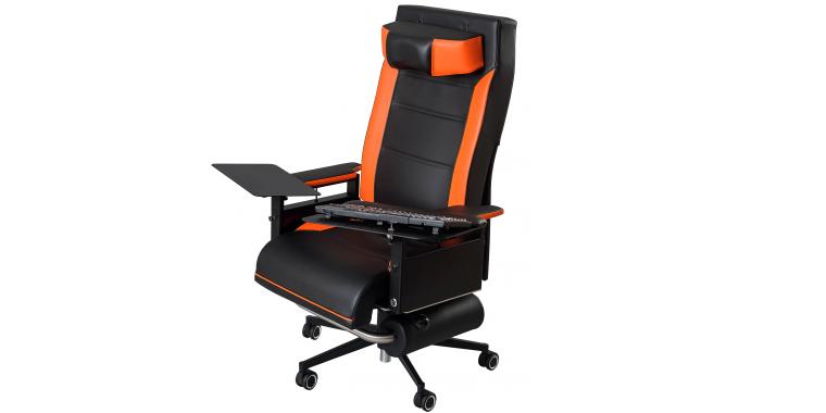 GosuChair: Premium Gaming Stuhl aus Deutschland für 2.749 Euro