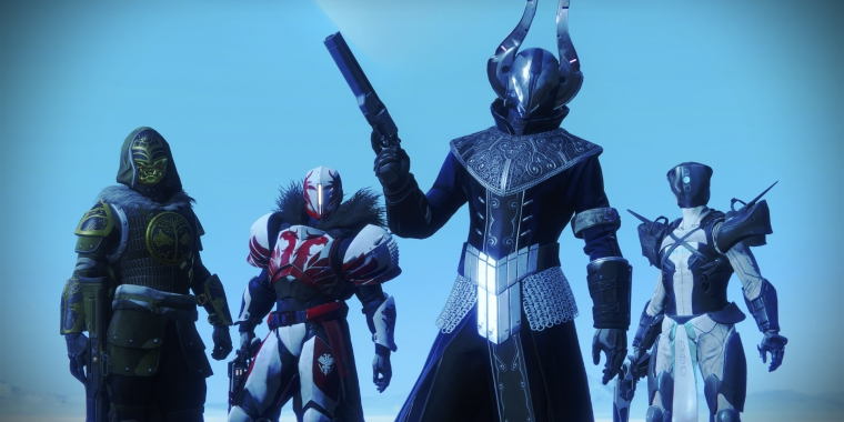 You can now try Destiny with a free demo on all platforms ...
