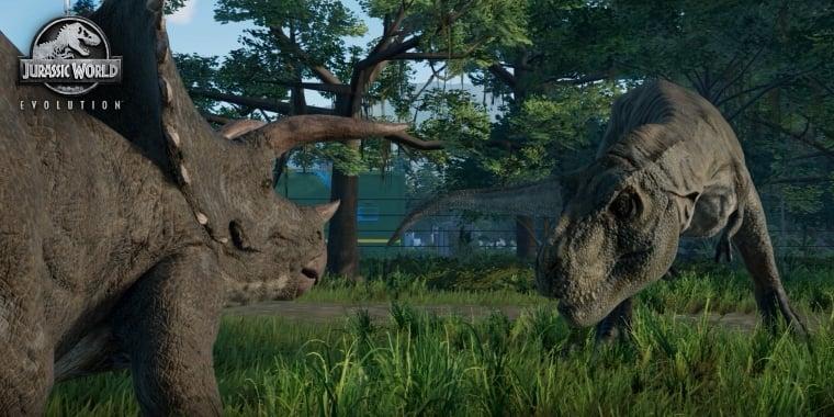 Jurassic World Evolution Neue Details Zur Dino ParkSim - Minecraft dino spiele