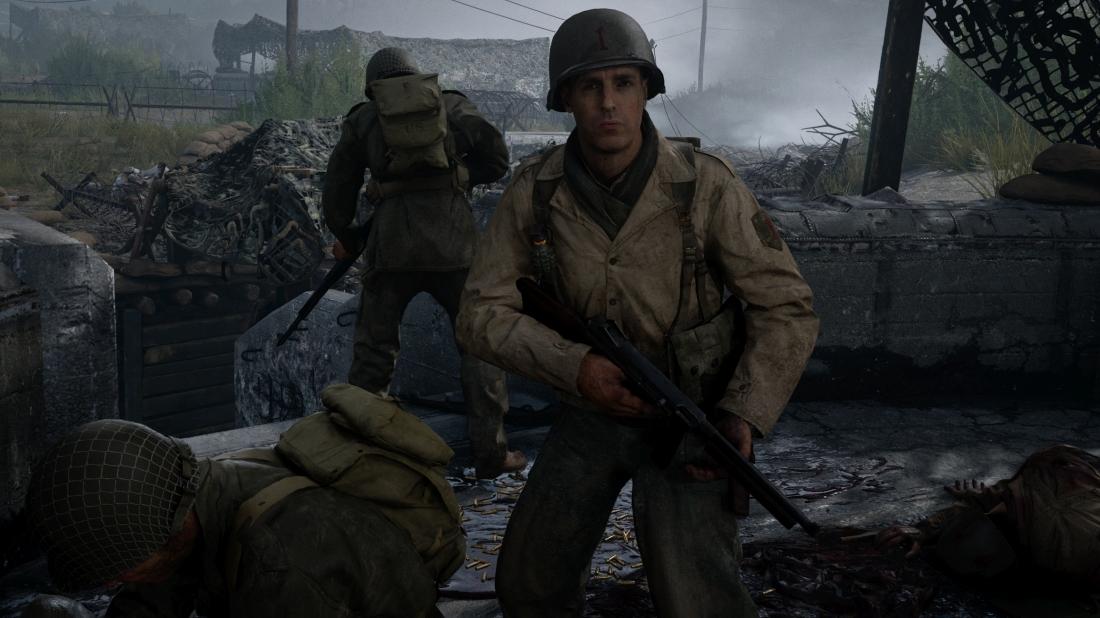 Hintergrundbilder Von Call Of Duty: Call Of Duty WW2 Im Technik-Test: Zurück Zu Den Wurzeln