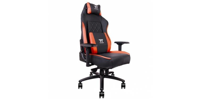 Thermaltake X Comfort Air: Stuhl mit integrierter Belüftung für die ...