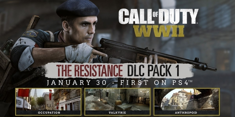Hintergrundbilder Von Call Of Duty: Inhalte Und Release Des Ersten DLCs