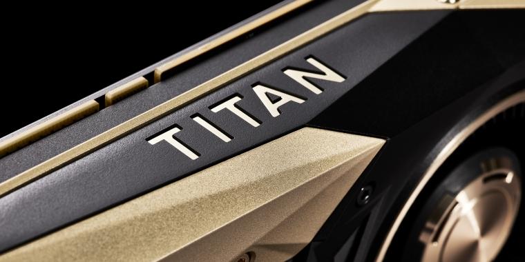 Nvidia Titan V Extrem Stark Beim Krypto Mining -