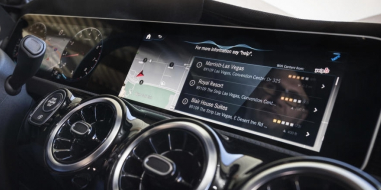 mercedes-benz: neues infotainment-system mit nvidia-soc