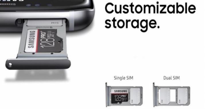 Samsung Galaxy S7 Sim Karte Einsetzen.Samsung Galaxy S9 Entweder Dual Sim Oder Speichererweiterung
