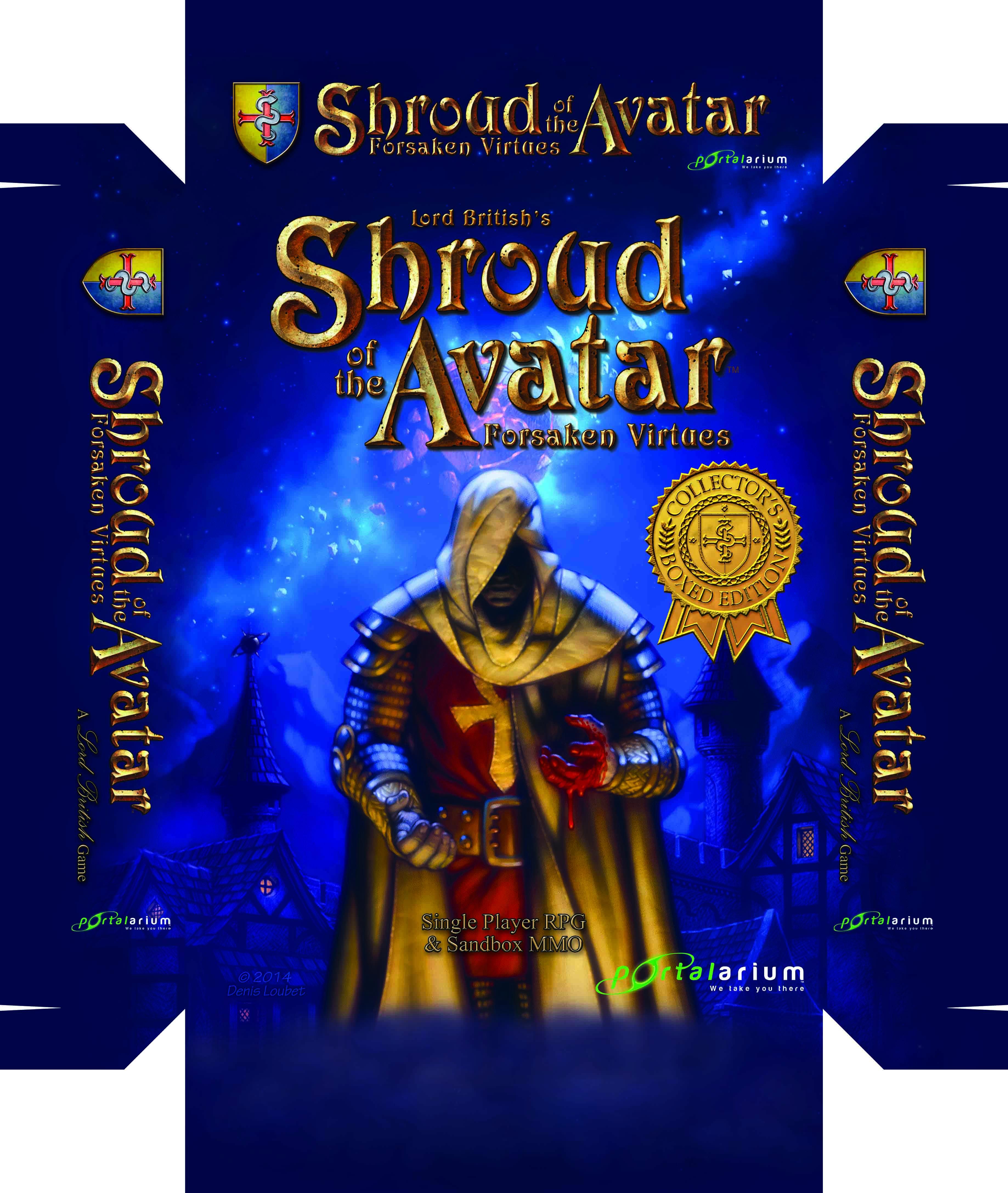 Avatar 2 Official Trailer 2014: Shroud Of The Avatar: Forsaken Virtues Immer Aktuell