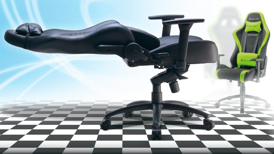 Plus 6 Gaming Chairs Im Vergleichstest Bequemer Sitz