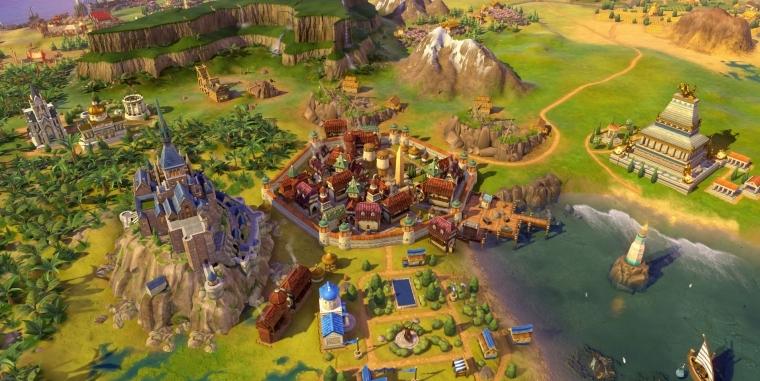 Civilization 6: Frühjahrs-Update mit vielen Anpassungen veröffentlicht