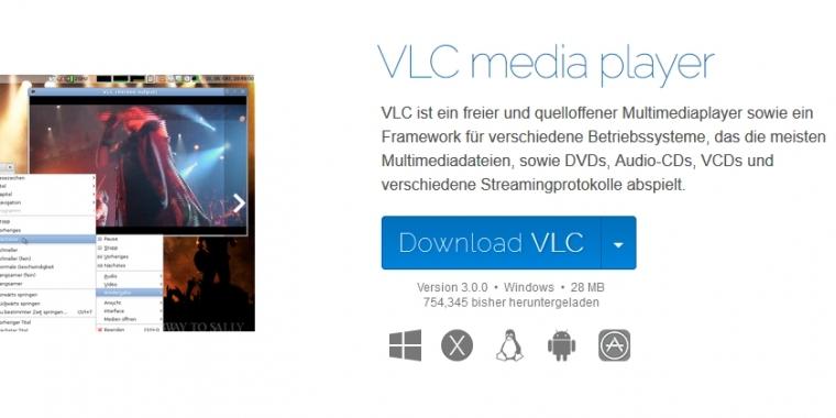 VLC 3 0 erschienen: 360-Grad-Videos, HDR, Chromecast und mehr