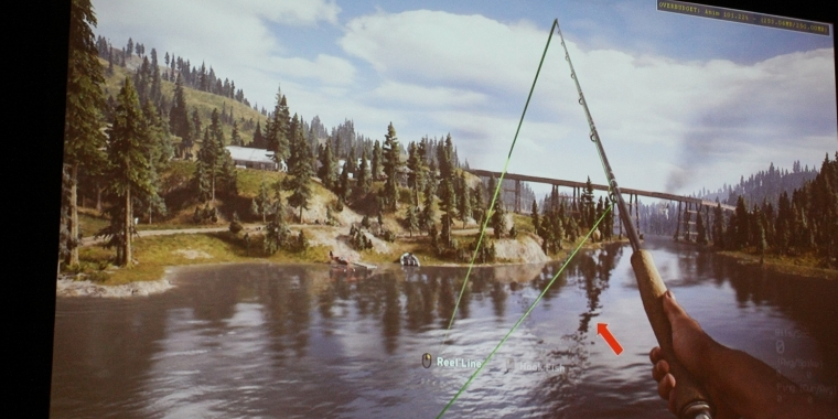 New Water Engine In Far Cry 5 Fp16 Calculations On Amd Graphics Cards Overclockers Uk Forums