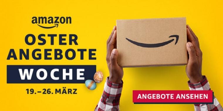 Amazon Easter Week 2018: Tag 2 (Dienstag) der Angebote mit