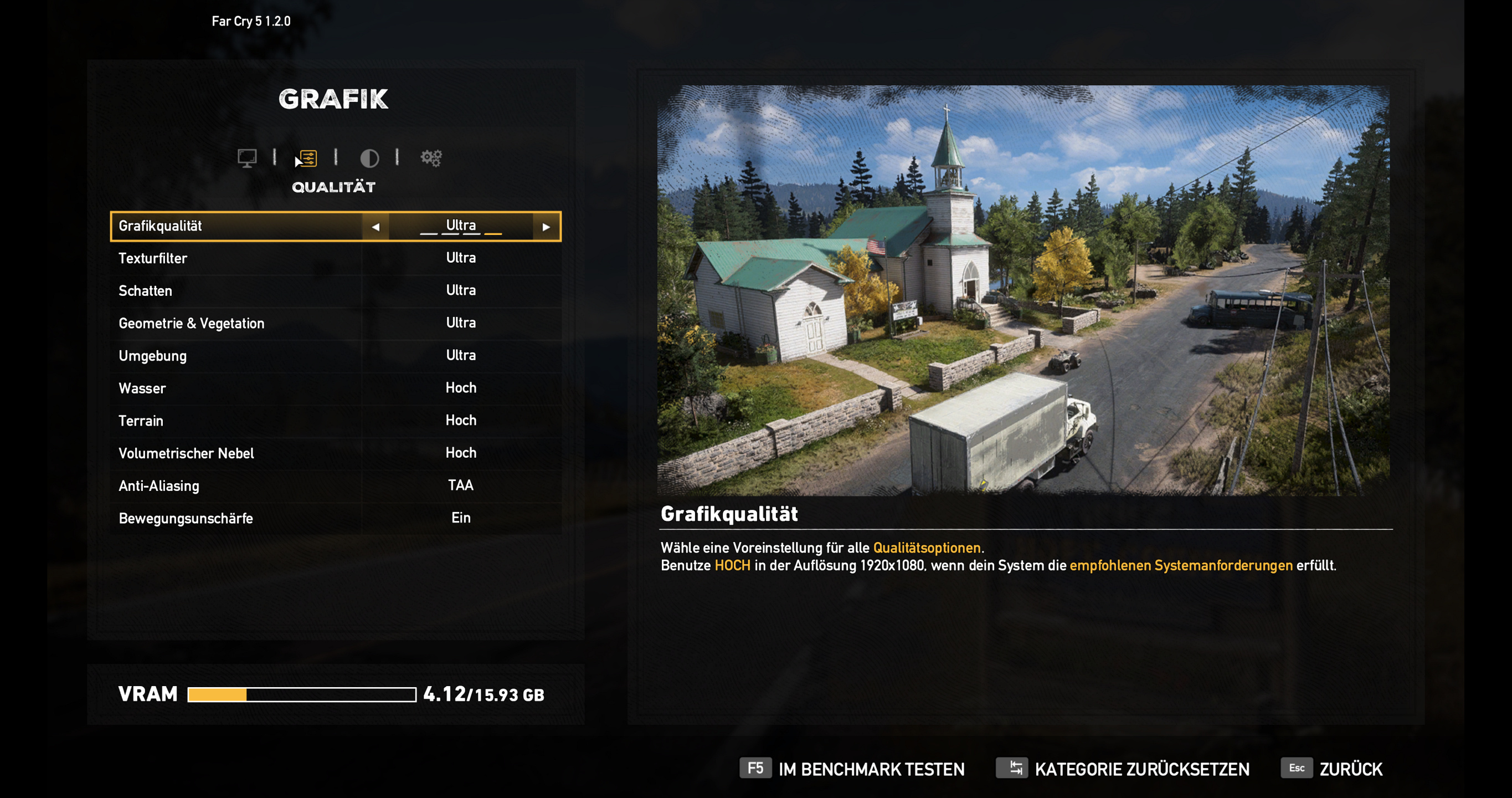 Far Cry 5 im Technik-Test - Das hübscheste und performanteste Far
