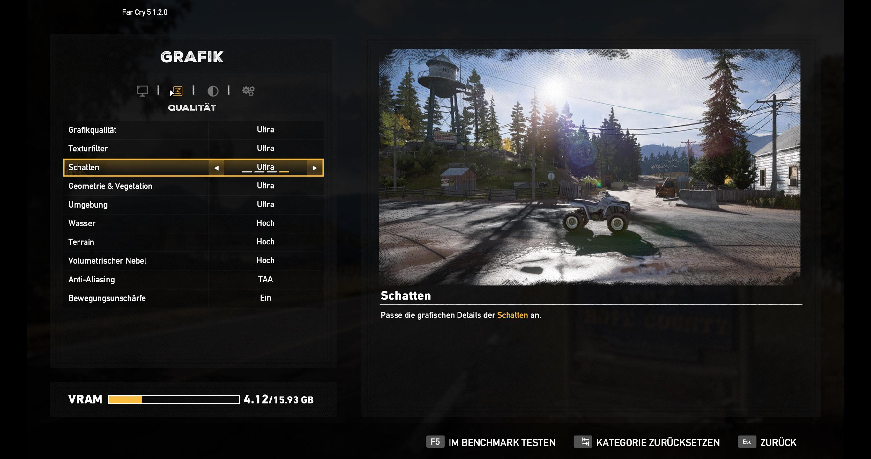 Far Cry 5 im Technik-Test - Das hübscheste und performanteste Far