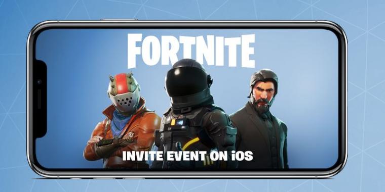 Fortnite Fur Ios Einladung Zum Download So Verbessert Man Seine