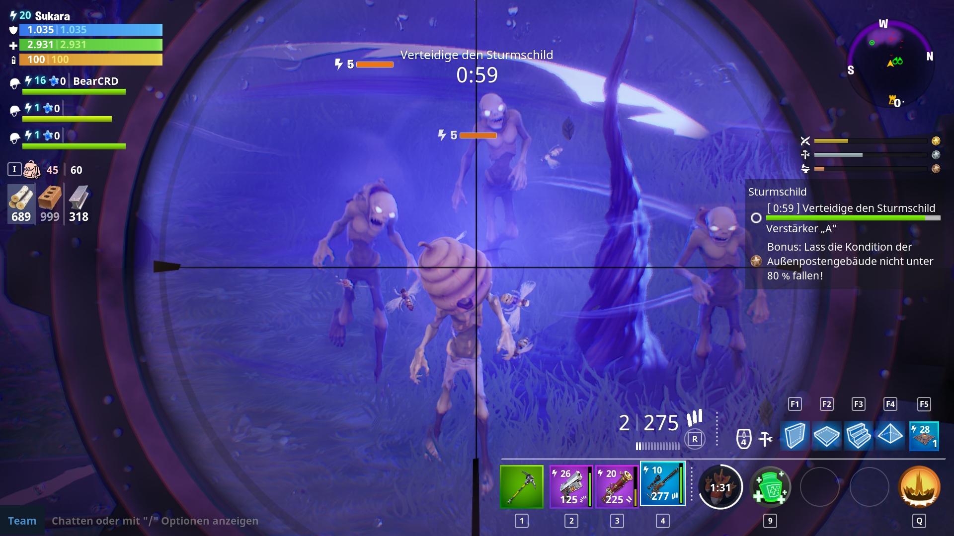 Fortnite Г¤hnliche Spiele