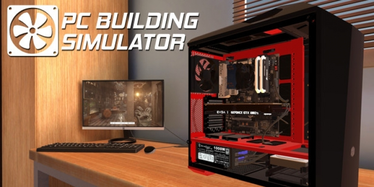 Pc building simulator ab sofort im early access auf steam for Online house builder simulator