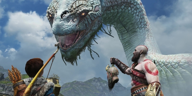 God Of War Grosses Update Am 20 August Bringt New Game Plus