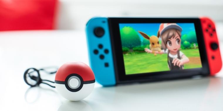 Pokémon Let S Go Pikachu Und Evoli Für Nintendo Switch