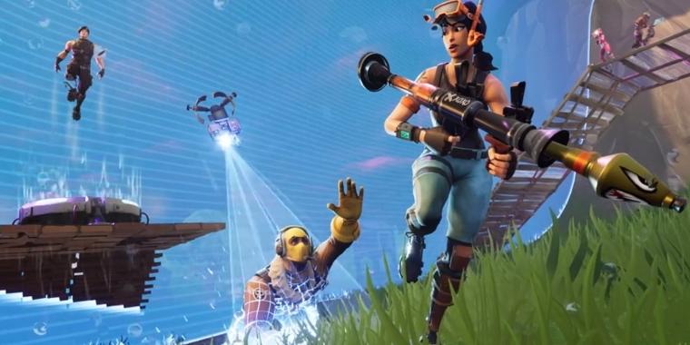 So Wird Fortnite Auf Der E3 2018 Vertreten Sein
