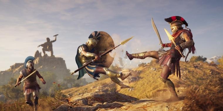 Assassins Creed Odyssey Söldner Jagen Und Rekrutieren Wie In