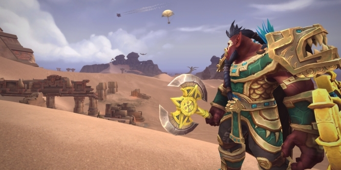 WoW: Battle for Azeroth - DirectX 12 ahoi, Vollbildmodus adieu