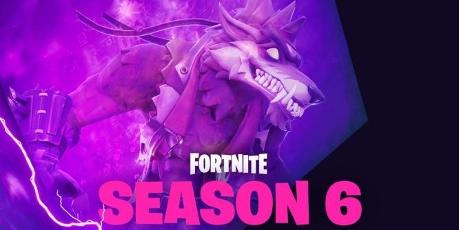 Fortnite Season 6 Server Down Um 10 Uhr Letzter Teaser Mit Werwolf