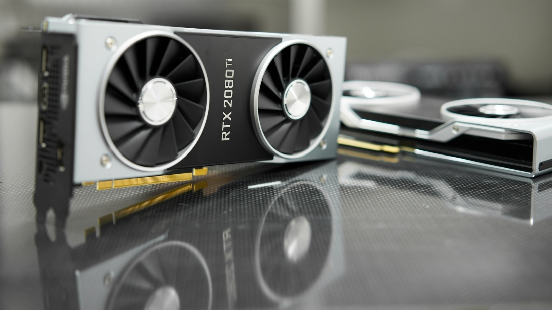 nvidia geforce rtx-2080 turing founders edition