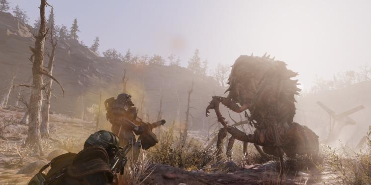 Fallout 76 Komplette Karte.Fallout 76 Dataminer Finden Neue Infos Zu Perk Karten