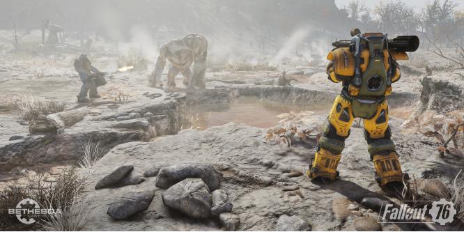 Fallout 76 Komplette Karte.Fallout 76 Beta Zeitplan Für Pc Und Playstation 4 Veröffentlicht